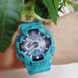 Digital Analog Sports Watches NZ - 2019 Men Sports Alarm Clock Top Sale Quality Sports Watches Male Boy Leisure Fitness LED Digital Rubber Bracelet Watch reloj hombre