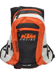Chinese  KTM Sports Bags cycling bags motorcycle helmets bags KTM shoulder bag   computer bag   motorcycle bag   bag2 colors manufacturers