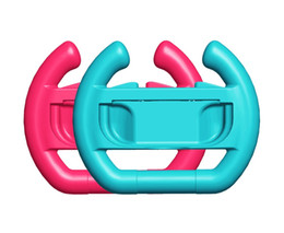 Joystick nintendo online shopping - hot sale Left Right Joystick Joy Con Handle Grip hand Holder Steering Wheel For Nintendo Nintend Switch Joy Con NS NX Controller