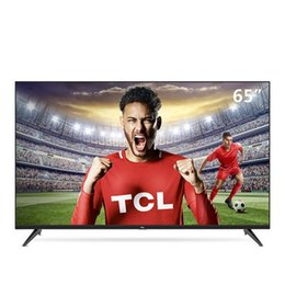 Tv 65 online shopping - TCL inch ultra hd K flat TV Q picture engine full ecological HDR DTS dual decoded flat TV hot new product