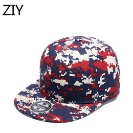 572610cd9e2 hip hop sanpback cap men women 5 panel army camouflage baseball cap brand  flat brim bone trucker dad hat gorras hat