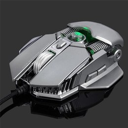 Cool Usb Mouse NZ - 2750DPI Cool Wired Gaming Mouse Gamer USB Optical Computer Game Mice for Laptop Notebook PC