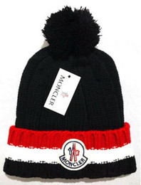 f086390920e Wool ski hats online shopping - 2018 winter Fashion men beanie women  knitted hat casual sports