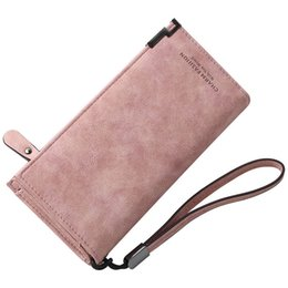 women cell phone clutch NZ - High Capacity Fashion Women Long Wallet PU Leather Wallet Clutch Coin Purse Ladies Zipper Wallets Big Capacity Purse Phone Bag 1525