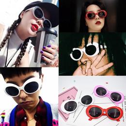 6287c4a61f Clout Goggles NZ - Goggles NIRVANA Kurt Cobain Vintage Oval Glasses Round  Saint Sunglasses Clout Glassess