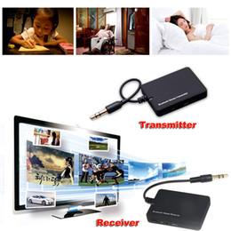 Camera Wireless Transmitter Australia - Auto Wayfeng WF Car 3.5mm Audio Jack Wireless Bluetooth 3.0V Stereo Adapter Dongle 3.5 Professional Audio Music Receiver Transmitter