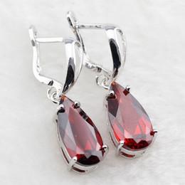 ae0522f1e1a9d Garnet Hoop Earrings Online Shopping | Garnet Hoop Earrings for Sale