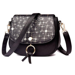 Body Tutu Australia - TuTu Blosa Saddle Shoulder Bags Bolsa Feminina Bags for women 2018 Luxury Handbag Women Designer Medium PU Messenger