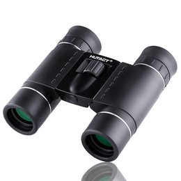 Chinese  10X25 Mini Folding Telescope High Definition HD Binoculars Pocket Telescope Waterproof Opera Glasses for Bird Watching Hunting manufacturers