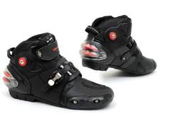 Ingrosso Stivali da moto da uomo in stile nuovo di alta qualità, stivali da equitazione, da corsa TAGLIA: 40/41/42/43/44/45