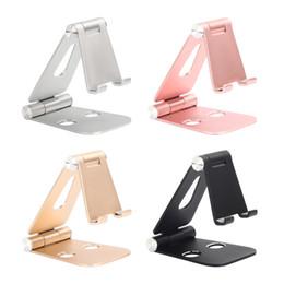 Vente en gros Support universel de table, hloder superbe d'aluminium de lightweiight, Ipad Hloder, mains libres pour le divan-lit de bureau, support pour tout le téléphone