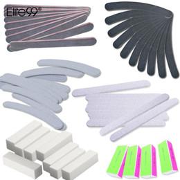 White Sanding Block Australia - Elite99 13 Pieces set Nail Sanding Files 4 Way Buffer Block Nail Art Block Professional Manicure Pedicure Care Tools Kit Set D18111404
