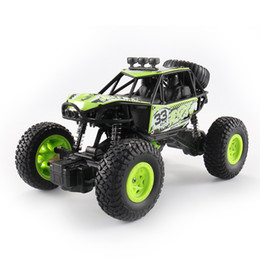 Wheel remote control online shopping - 1 RC cars High Speed Fast Race Cars Four wheel Drive Electric Remote Control Off road Vehicles colors C4700
