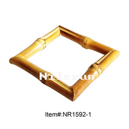 $enCountryForm.capitalKeyWord NZ - Restaurant supplies tableware accessories square gold bamboo root napkin ring