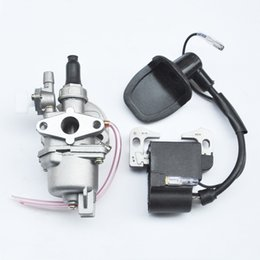 Engine Stroke Atv Australia - 13MM Carburetor Ignition Coil For 2 Stroke 43cc 47cc 49cc Engine Pocket Dirt Bike ATV