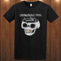 $enCountryForm.capitalKeyWord NZ - Drowning Pool T-shirt hard rock band Jasen Moreno S M L XL 2XL 3XL tee Soil