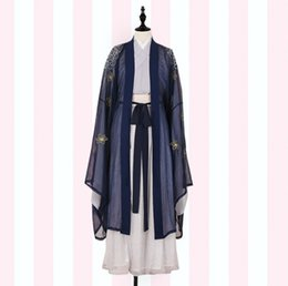 5b92ba8040 2018 summer chinese traditional women hanfu dress chinese fairy dresses  dance costume hanfu clothing tang dynasty ancient costum