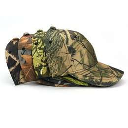 military hat wholesale Canada - Baseball caps designer hats Adjustable camouflage field travel hat multi-color lovers outdoor climbing cap Ball Caps Top quality