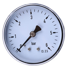 Hydraulic pressure gauges nz buy new hydraulic pressure gauges 1 4 inch npt 6 bar 80 psi round pressure gauge gas liquid accuratery pressure hydraulic gauge manometer pressure measuring tool greentooth