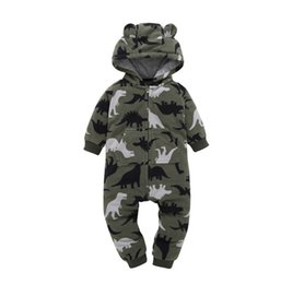 $enCountryForm.capitalKeyWord UK - white black Newborn Bebe Jumpsuit baby Rompers Baby Boy Girl print dinosaur Romper Sheep Fleece Infant Babies Clothes Meninas Jumpsuit