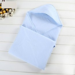 Wholesale 1 pc Baby bath towel cotton soft baby gauze towel newborn big thick