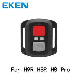 $enCountryForm.capitalKeyWord Australia - Original EKEN 2.4G Remote control For Action Camera EKEN H9R H8 Pro H8R H3R