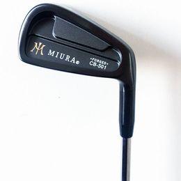 Discount forged golf clubs - Mew MIURA Golf clubs MIURA CB-501 FORGED Golf irons 4-9P CB-501 Clubs Golf Steel Shaft R or S Flex Clubs Set Free shippi