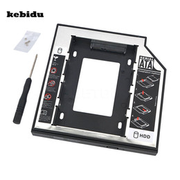 Usb optical drive online shopping - Kebidu HDD Enclosure nd mm Ssd Hd SATA Hard Disk Drive HDD Caddy Adapter Drive Optical Bay For Cd Dvd Rom