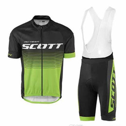 factory direct sale cycling clothing SCOTT men cycling Jersey summer  breathable tour de france mountain bike clothes 92822Y 0a885ef3b