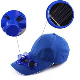 no.1 sun 2018 - Hat Sun Power Fashion Summer Cap Solar Hot Cool Fan Energy No batteries 1 Pcs cheap no.1 sun