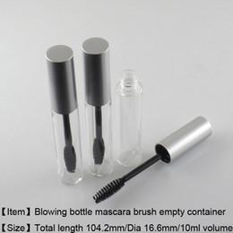 a9ea4e6f370 225pcs lot free Shipping 10ml mascara container bottle ,empty cosmetic  package mascara tube discount cosmetic packaging mascara