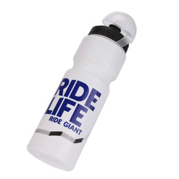 Chinese  750 ml NEW edition kettle ride sports bottle of bicycle giant mountain bike ride bicycle bike kettle manufacturers