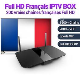 iptv sports channels 2019 - 1 Year Full HD French Iptv Box 3500+Channels French IPTV Box 1 Year SUBTV Subscription Arab France VIP Sports IPTV VOD c