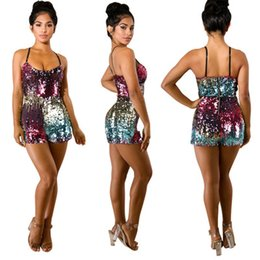 Womens Sequin Sexy Jumpsuit Canada Best Selling Womens Sequin Sexy