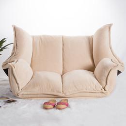 Мебель Для Пола Откидывающийся Японский Футон Диван-Кровать Современный Складной Регулируемая Спальное Место Шезлонг Для Гостиной Спальня Диван