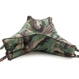 Meking Camouflage Style Beanbag Soft Pillow Mount para Teleobjetivo Fotografía de Vida Silvestre Gear