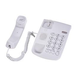 Портативный проводной телефон пауза / повторный набор/ вспышка / немой механический замок настенный монтируемый базовая трубка для дома Главная Call Center Office