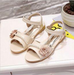 $enCountryForm.capitalKeyWord UK - 2018 Balabala summer new children's shoes fashion girls flower sandals pearl fish mouth Princess shoes