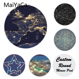 70f27d84bb9 MaiYaCa Star Map City Lights Large Mouse pad PC Computer mat Hot Selling  Fashion Design mouse mat
