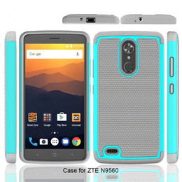 $enCountryForm.capitalKeyWord Canada - For ZTE N 9560 Z986U Hybrid Combo Case I8 3 in1 PC+Silicon Case Shockproof Defender Case for Google Piex2 Piexl XL2