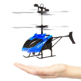 Wholesale Mini RC Helicopter D Gyro Helicoptero with USB Charging Cable Kids Toys Gifts