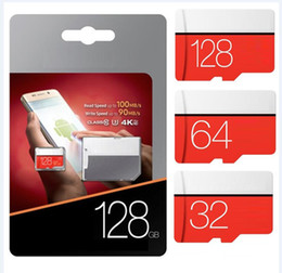 Sd card package online shopping - 2018 Hot Selling EVO plus GB GB GB Micro SD Card Class Card T Memory With Retail Package Free DHL shipping
