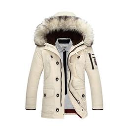 Vêtements pour hommes doudoune Herren Designer Winterjacke Daunenjacke Langarm-Strickjacke Winterluxusjacke im Angebot