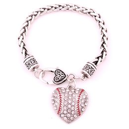 Faithful Best-selling Rhodium Plated Studded With Sparkling Crystal I Love My Harley Charm Bracelet Link Chain Jewelry & Accessories