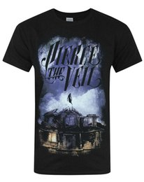 $enCountryForm.capitalKeyWord NZ - 2018 Short Sleeve O-Neck Official Pierce The Veil Collide With The Sky Men's T-Shirt Cheap Price 100 % Cotton Tee Shirts