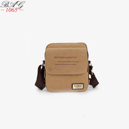 e92ac087f081 NEW men's travel bags cool Canvas bag fashion men messenger bags high  quality brand Casual shoulder bags