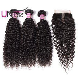 Curly bulk weave human hair suppliers best curly bulk weave unice hair malaysian curly wave bundles with closure 44 lace closures human hair extensions weave bundles with closure cheap bulk wholesale curly bulk pmusecretfo Gallery