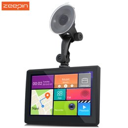 Wifi Google Maps Canada - 902 7 inch Car Tablet GPS Android 4.4 170 Degree 1080P DVR Recorder WiFi FM Multi-media Player with Google Maps   Software