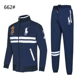 Body Tutu Australia - polo Men s Sports Suit Spring and Autumn New Leisure Men s Decoration Body 3 Colour Size M-2XLcm 662 Sports Suit