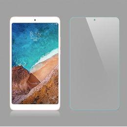 Protecteur d'écran en verre trempé pour Xiaomi Mipad 1 2 3 4 / Mi Pad 2 Pad2 Pad3 Pad4 Tablet PC 7.9 8 pouces Tablet Film de protection